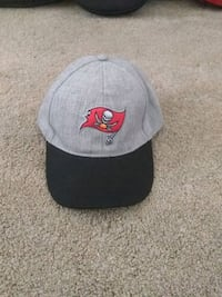 gray and black Chicago Bulls fitted cap Saint Petersburg, 33714