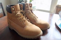 Timberland boots Women's 8.5/Men's 6.5 1961 km