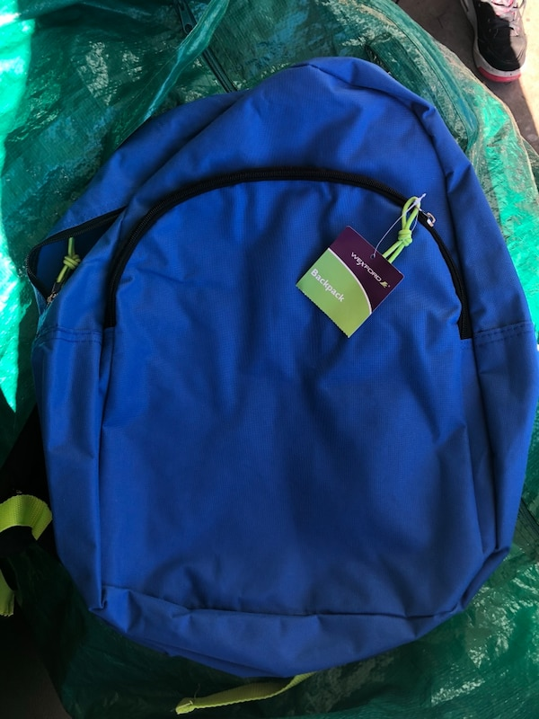 c44502869d Used blue and green Nike backpack for sale in Milpitas - letgo