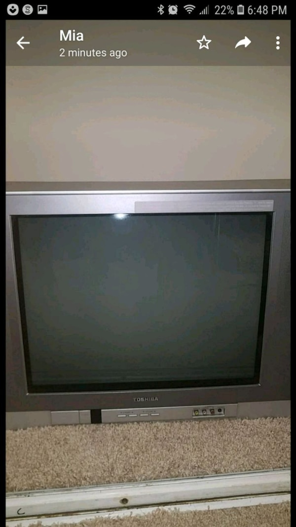 Free tv.  Used.  Works well