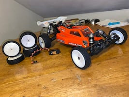 TLR 22 3.0 Traxxas redcat losi arrma