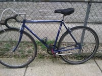 "Mens 26"" dark blue Lotus lightweight singlespeed Chicago, 60640"