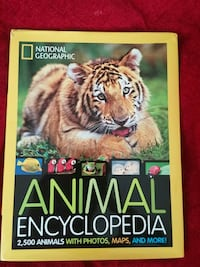 National geographic animal encyclopedia Beverly Hills, 90210