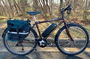 For Sale now! Custom Commuter 750w eBike - frame up build - see desc
