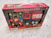RC Fire Engine toy
