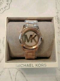 Brand New Michael Kors Rose Gold Watch Vancouver, V5X 1N5