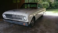 Ford - Falcon - 1963 Kingsport