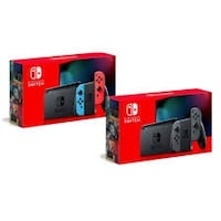 New Nintendo Switch | Available in two colours  Toronto, M1V 4S9
