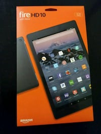 *BRAND NEW* Amazon Fire HD 10 Tablet Laredo, 78043