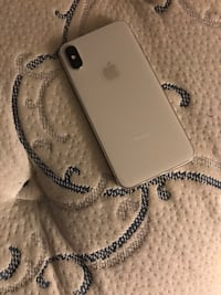 iPhone X 256 silver factory unlocked  Fort Worth, 76116