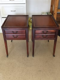 two nightstands/end tables Downingtown, 19335