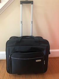 Black soft-side luggage Rockville, 20850