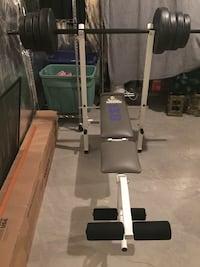 Weider Weight Bench Upper Marlboro, 20772