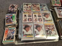 Baseball and football card lot Front Royal, 22630