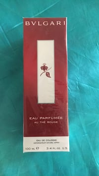 Bvlgari Eau perfumee Au The Rouge 100ml Vaughan, L4J 0G8