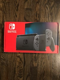 Nintendo Switch V2 Never Opened Brand New System