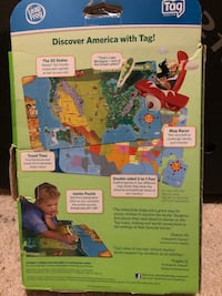 Tag Reader US Map puzzle Bonner Springs, 66012