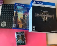 Kingdom Hearts 3 Deluxe Edition COMPLETE Providence, 02908