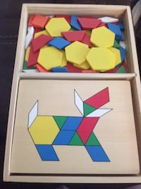 Melissa n Doug Wooden Patterns