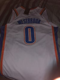 Russell Westbrook OKC Authentic Large Hickory Hills, 60457