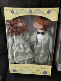 Victorian Beauty doll package
