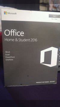 Office home and student 2016 Calgary, T2K 4Y9