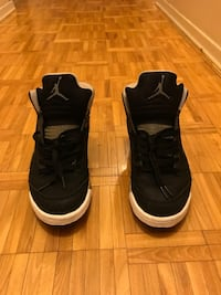 Retro Jordan Oreo 5s size 8.5 (fits like 9) 7.5/10 condition  Brampton, L6S 4B2