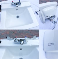 American Standard sink with faucet  Hagerstown, 21742