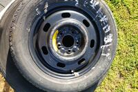 Tire witth wheel ford mustang 175...65....r15