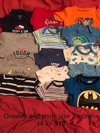 toddler's assorted clothes Hagerstown, 21740