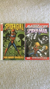 Spider man comic books Clarksburg, 20871
