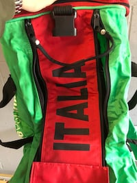 green and black Adidas backpack Vaughan, L4H 0M1