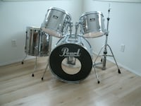 1980s pearl export series drums