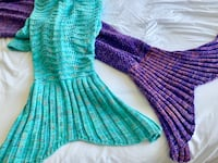 Mermaid blanket (2) Alexandria, 22314