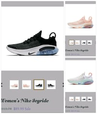 women's nike joyride sale Dallas, 75285