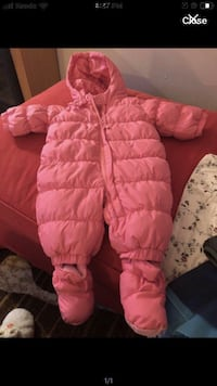 Like new jacket size 0-6m Baby Gap Montréal, H4E