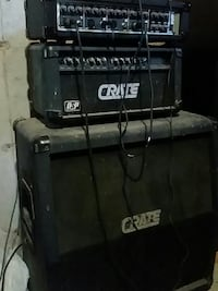 Crate half-stack GFX-1200H Dartmouth