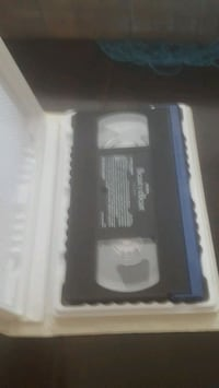 Beauty and the beast video cassette  Grimsby