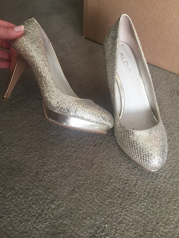 a9d7d3c3ffd Used Aldo heels - size 7 - WORN ONCE for sale in Gatineau - letgo