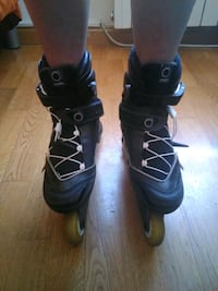 Patines + accesorios 6116 km