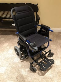 Invacare ATM Portable Electric Wheelchair 777 km