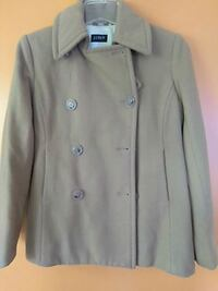 Small wool camel color coat Fairfax, 22033