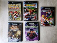 Game Cube Games 3733 km