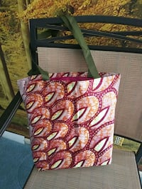 Reversible tote.handmade Rockville, 20854