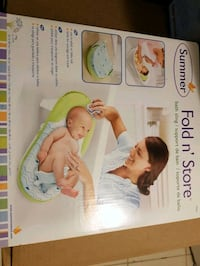 Summer Infant Deluxe Baby bather in a box Mississauga, L5M 6P6