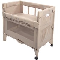 In arms reach co- sleeper/ bassinet Chantilly, 20151