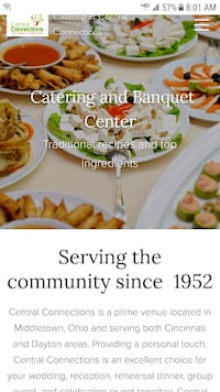 Wedding catering Franklin