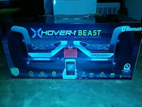 Brand new Bad ass Hover Beast