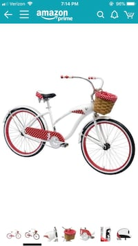 New and unopened limited edition Minnie Mouse huffy Women's bicycle Livermore, 94551