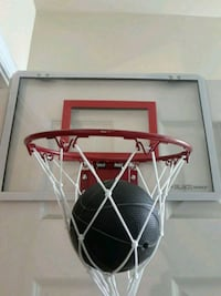 Basketball court for door with basketball 46 km